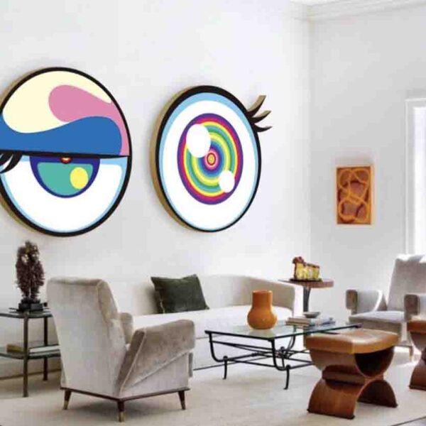 Takashi Murakami Eye Ball