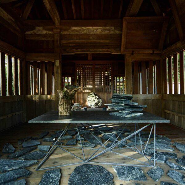 希望 日吉神社 インスタレーション
